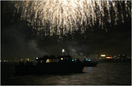 Fourth of July Boat Parties on San Francisco Bay